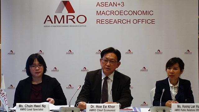 AREO 2017 launch panelists