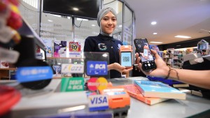 Rapid Growth of E-money in Indonesia