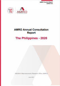 Cover page of the 2020 Phillipines ACR