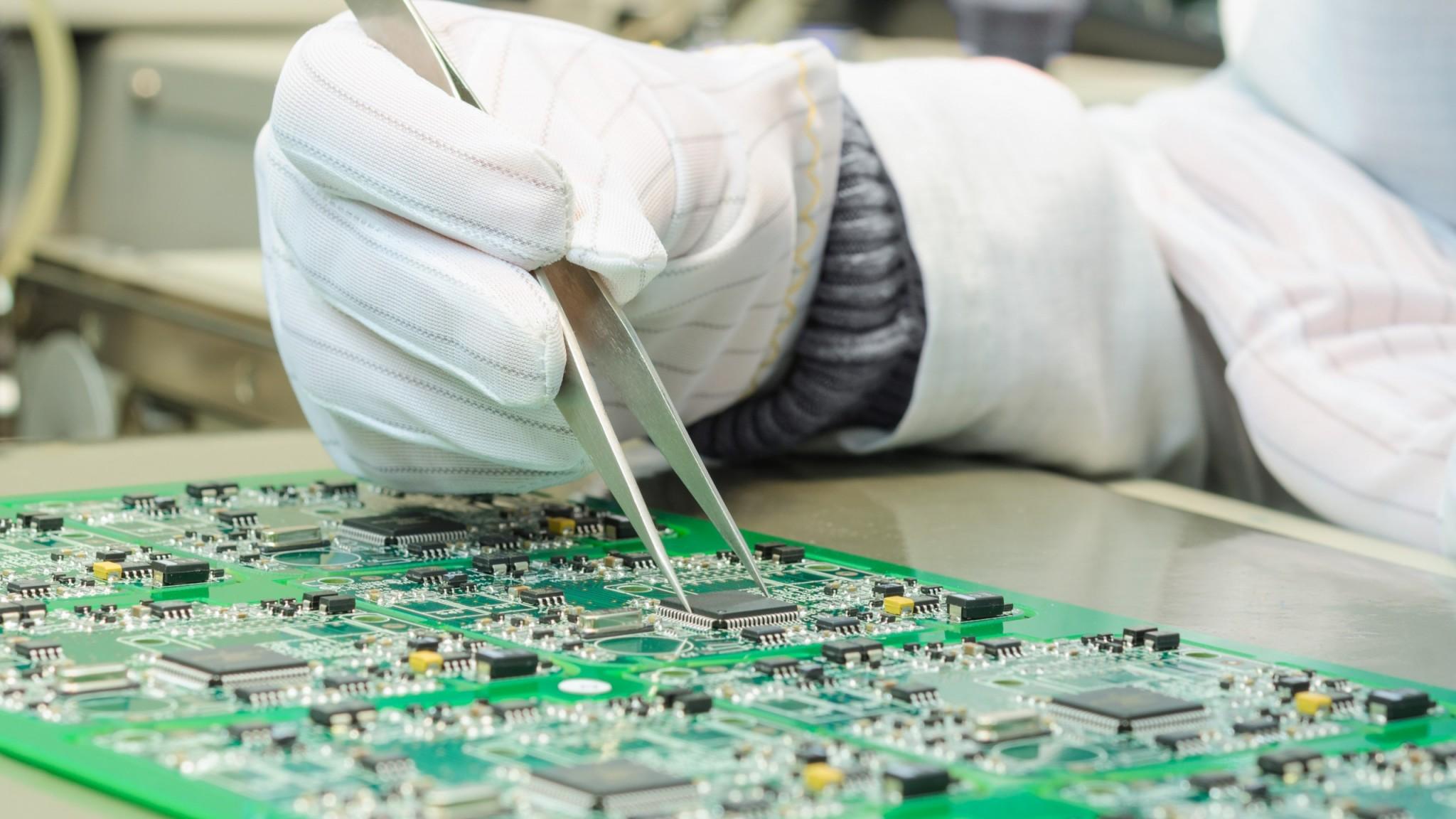 Semiconductor circuit board