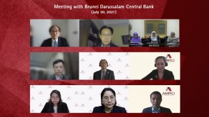Meeting with BDCB